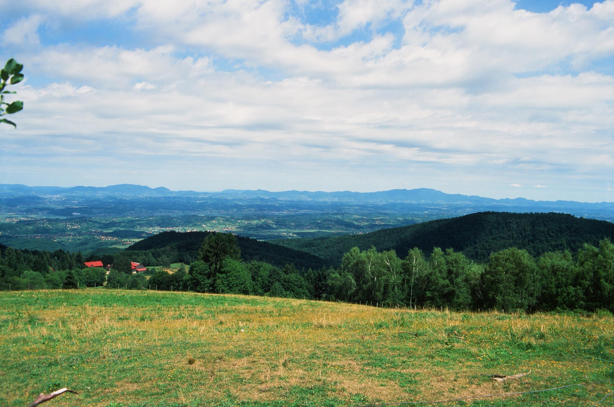 Hrvatsko Zagorje, velvia 50