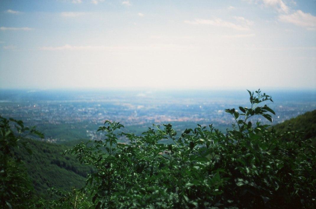 Sljeme Zagreb, velvia 50