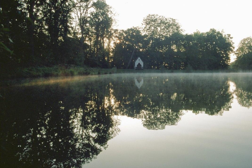Maksimir lake, velvia 50