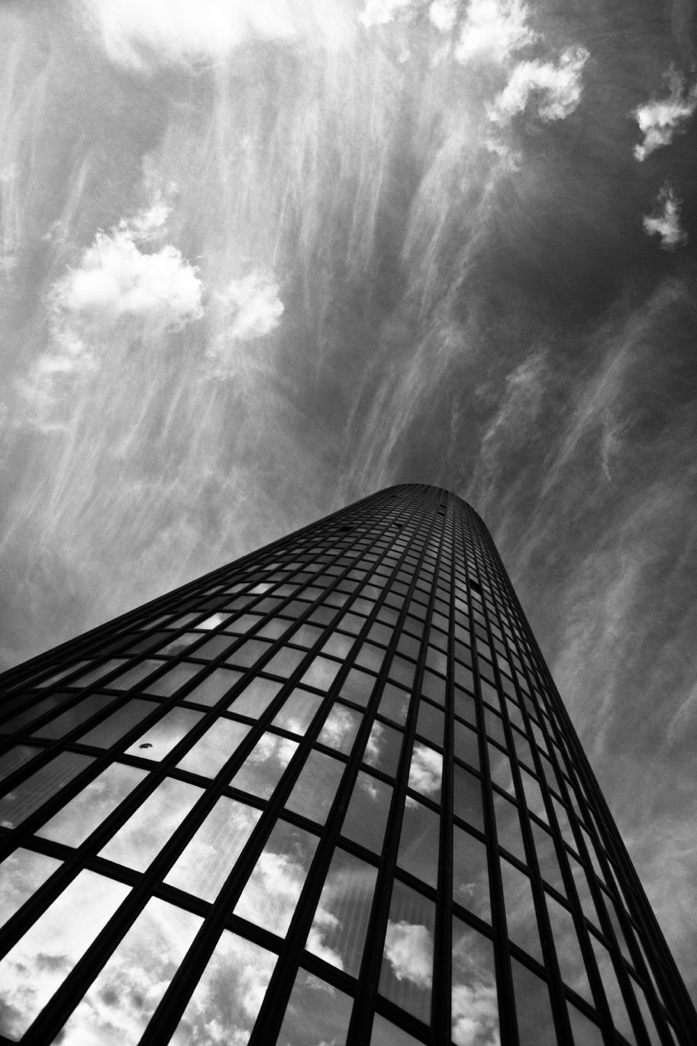 Zagreb Architecture cibona tower