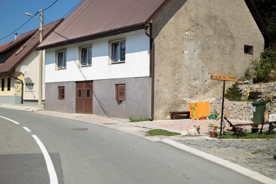 fuzine apartments