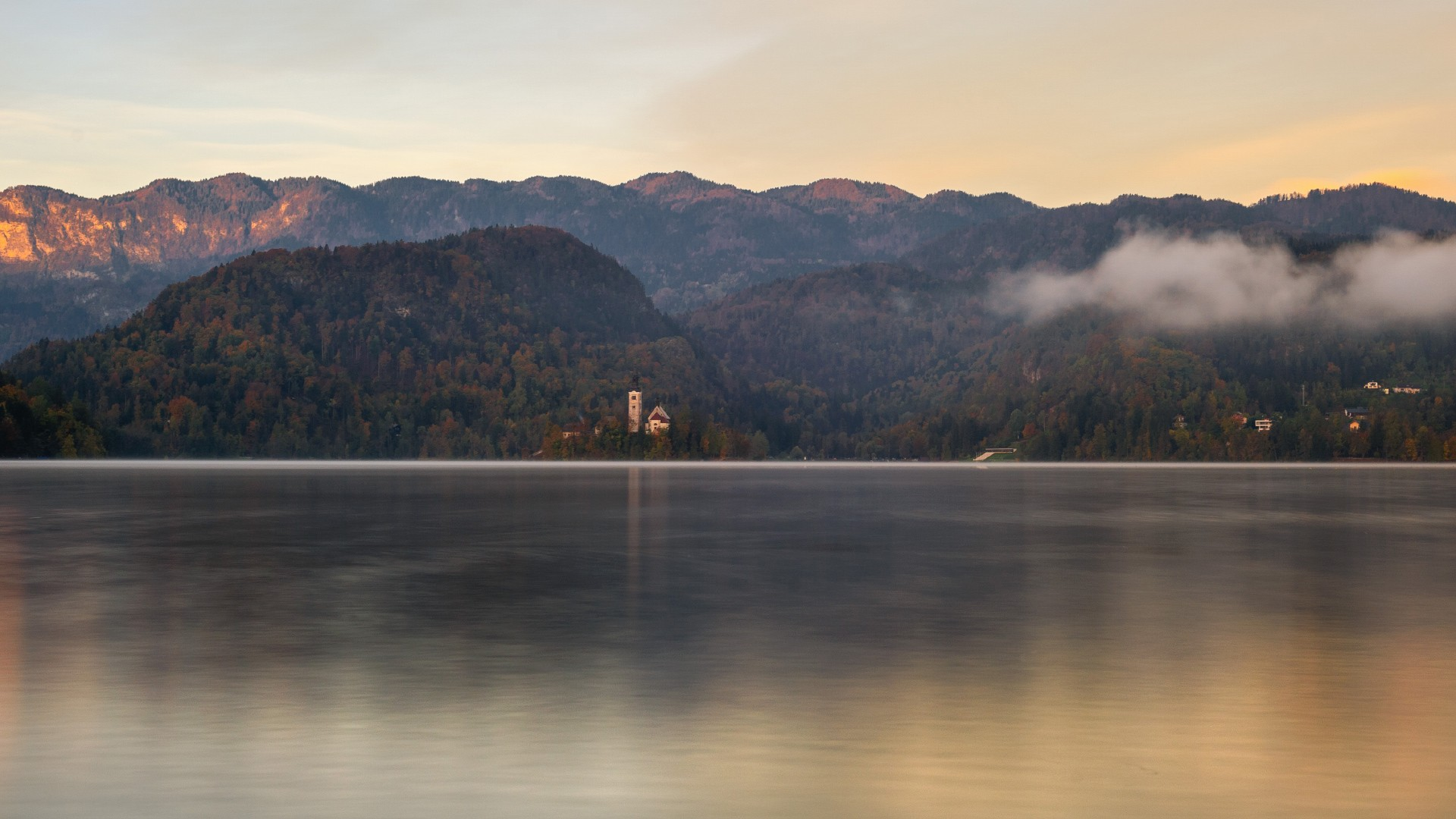 Bled: Magical lake in the foothills of the Julian Alps