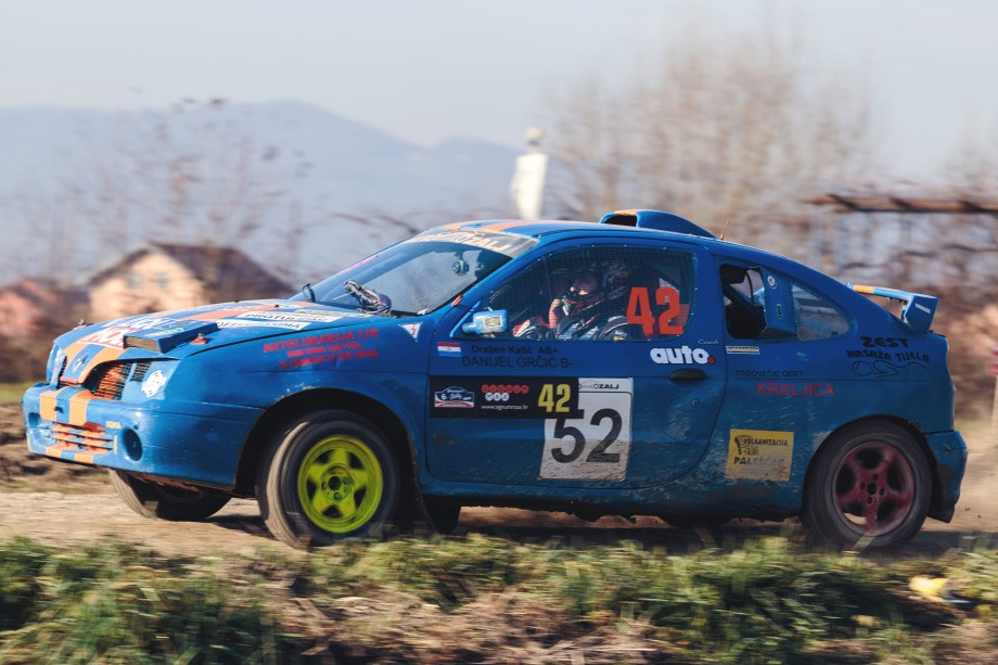 Santa Domenica rally 2015 - 2