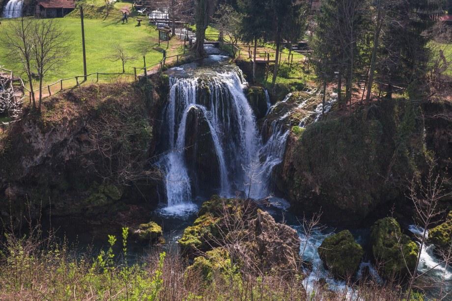 Hrvoje waterfall