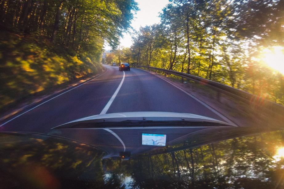 Driving Snapshots: Pirovac – Novi Vinodolski