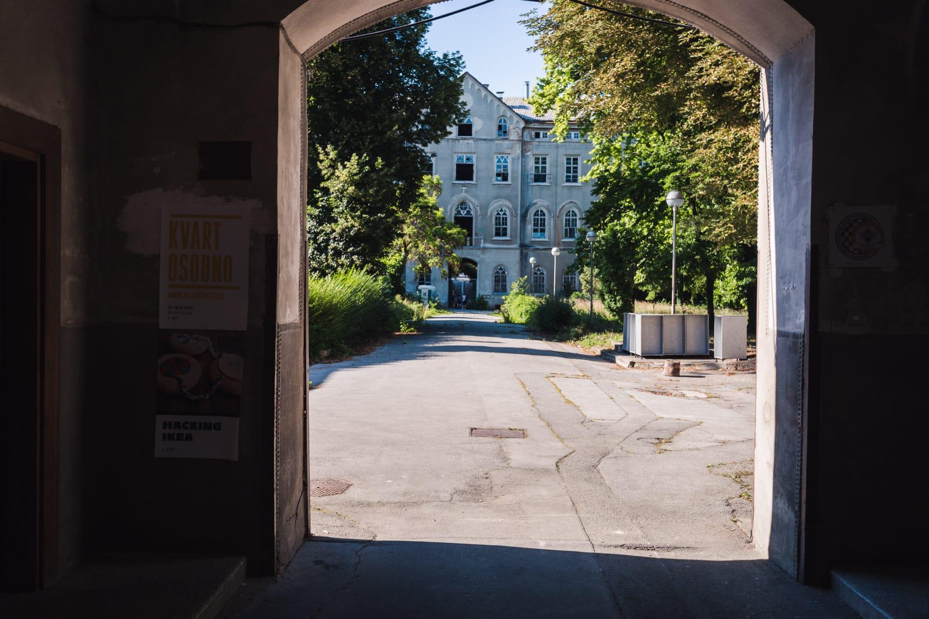 Stara vojna bolnica