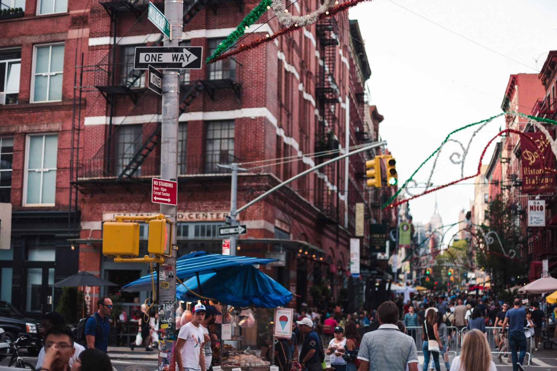New York City - Little Italy