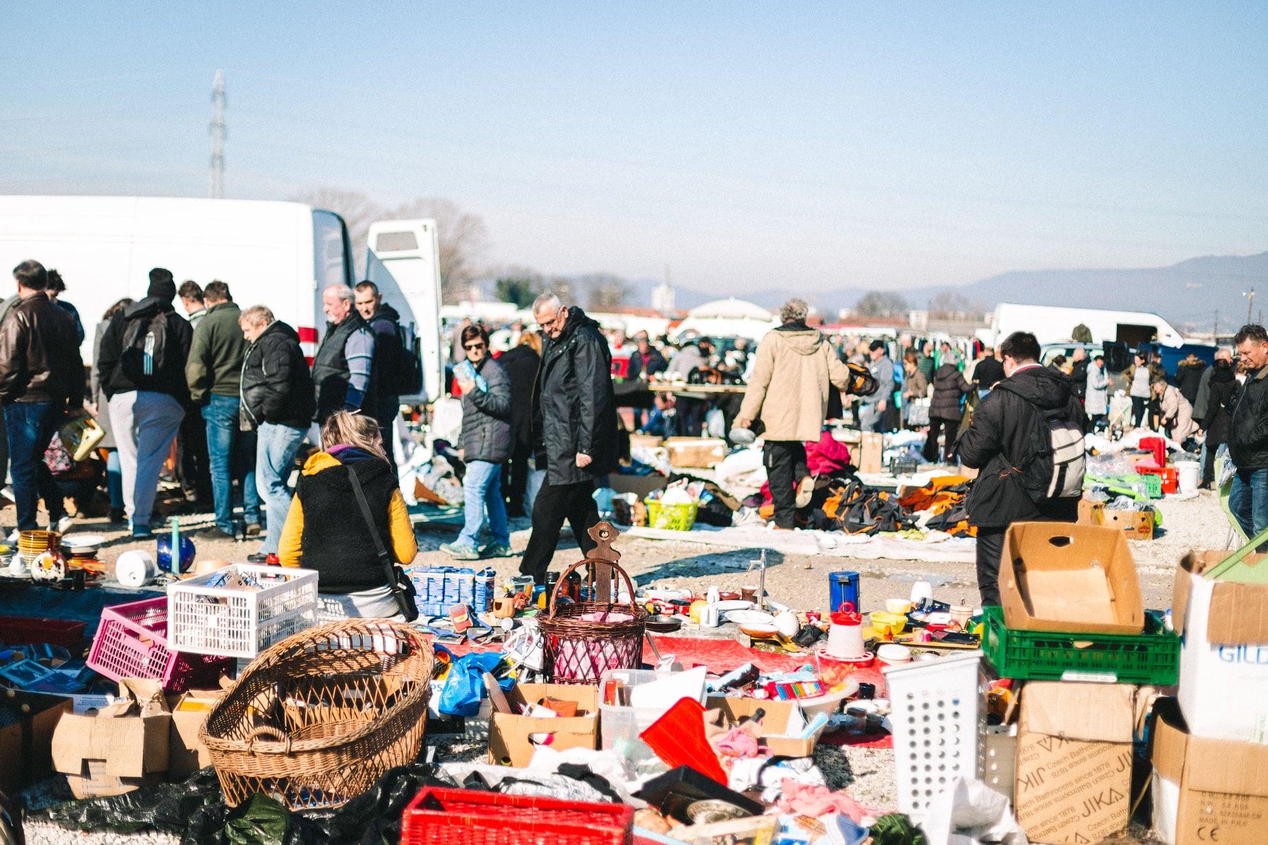Hrelić market