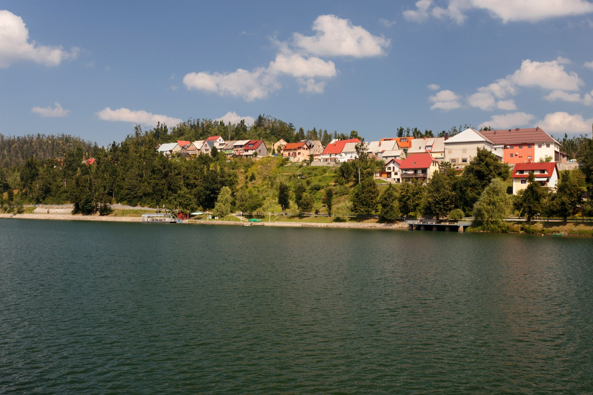 fuzine baer lake