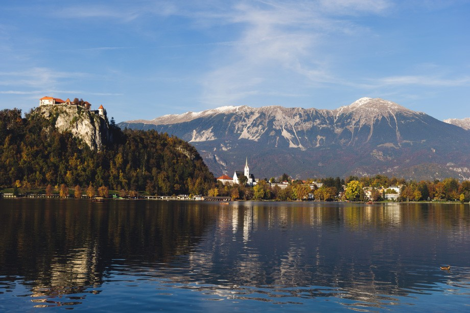 Lake Bled Karawanks