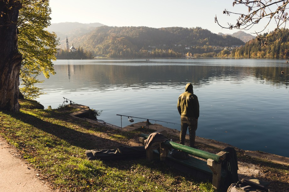 Lake Bled fishing
