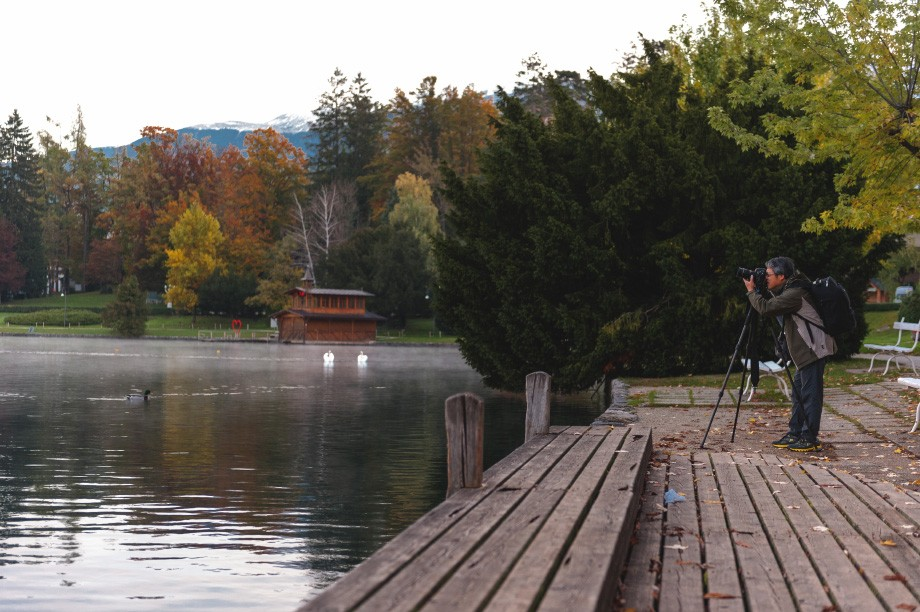 Lake Bled photographer