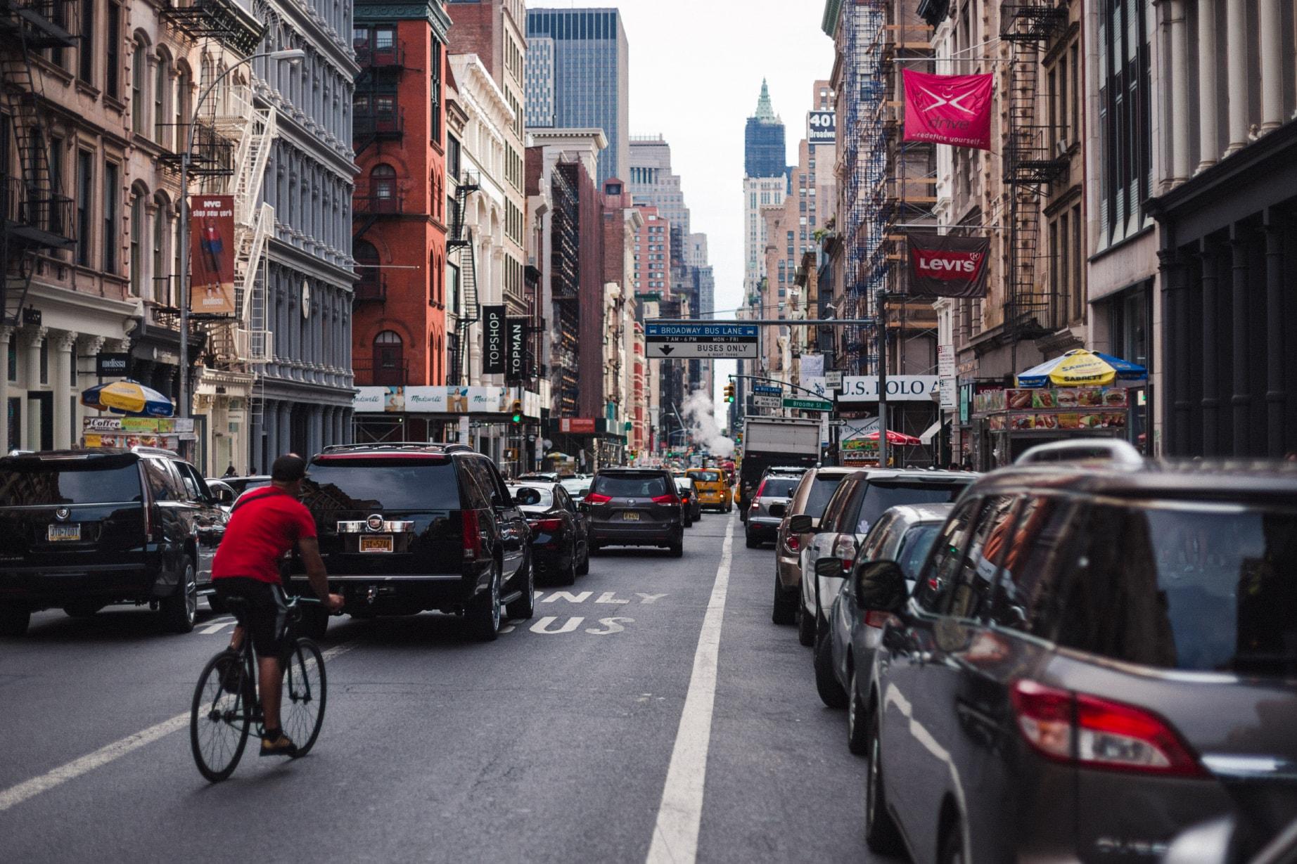 New York City - Broadway