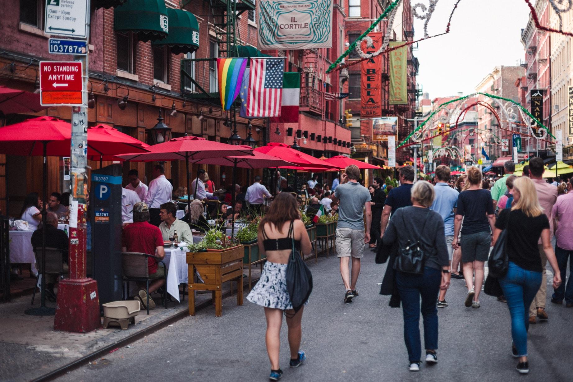 New York City - Little Italy