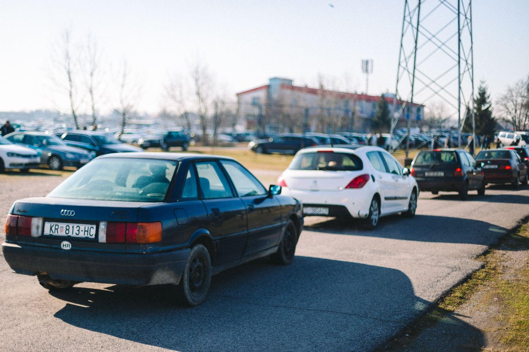 Hrelic car market