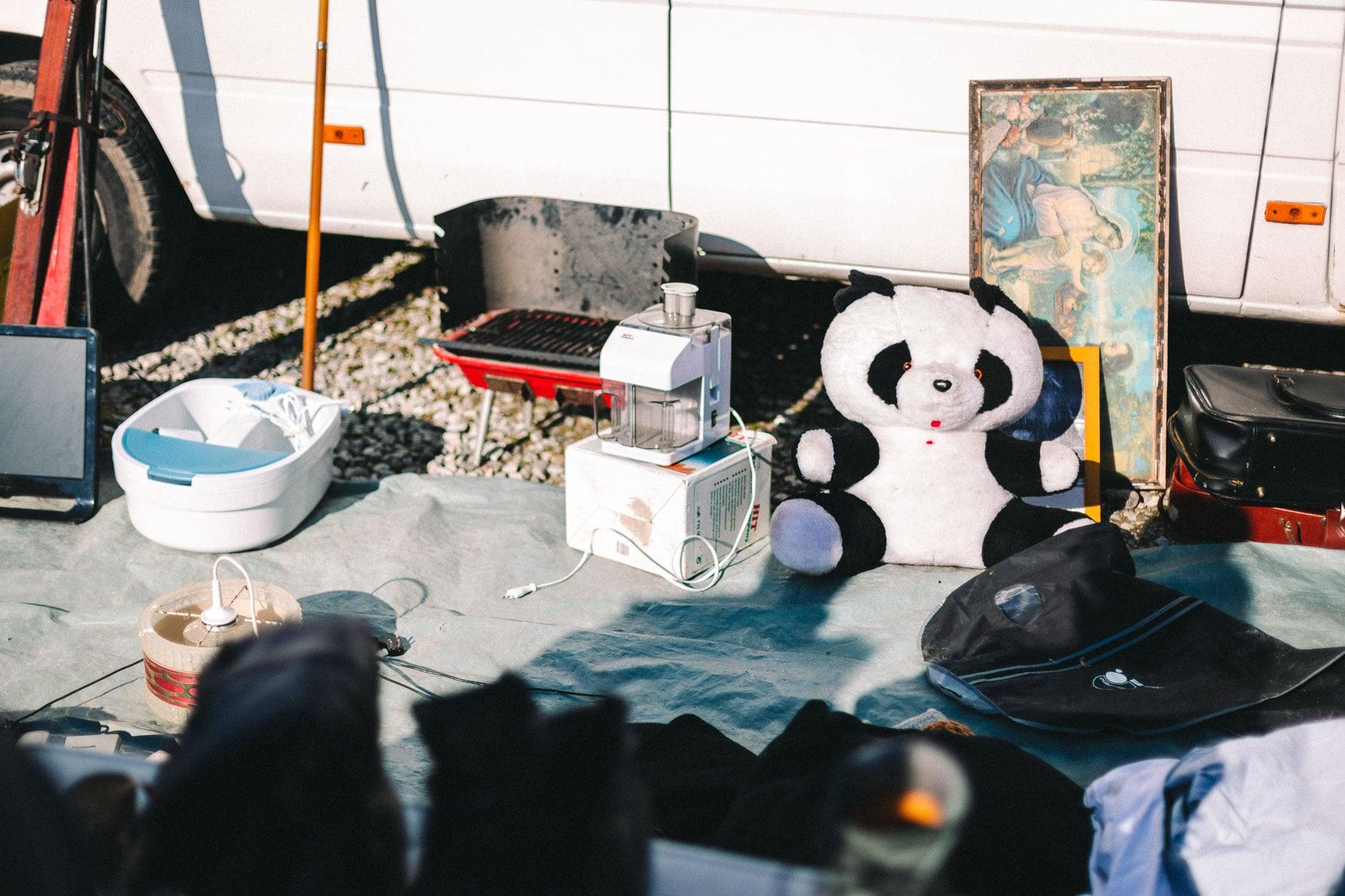 Cure panda